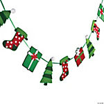 Christmas Shapes Garland