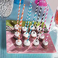 Marshmallow Pops Recipe