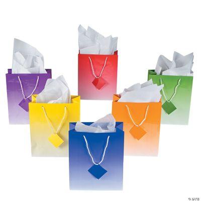 Medium Ombr? Gift Bags
