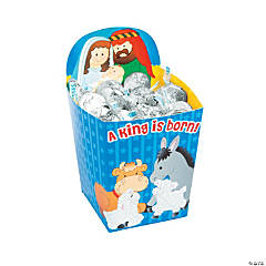 Nativity Favor Boxes