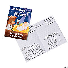 The Mouse & the Miracle Activity Book & Journals