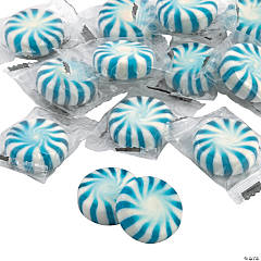 Blue Hard Candy Discs