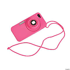 Rubber Camera iPhone® 5 Case