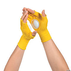 Yellow Clapping Gloves