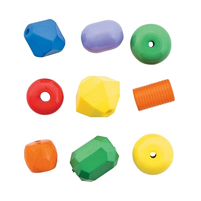 Colorful Bead Assortmen