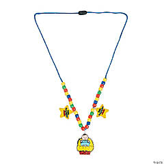 Spanish Happy Birthday Jesus Necklace Craft Kit