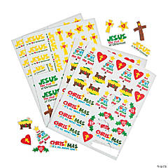 Celebrate Jesus Self-Adhesive Shapes