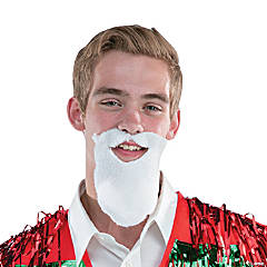 Adult's Self-Adhesive Santa Beard