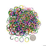 Rubber Multi-Colored Fun Loop Assortment Kit