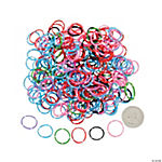 Multi-Colored Striped Fun Loop Assortment Kit