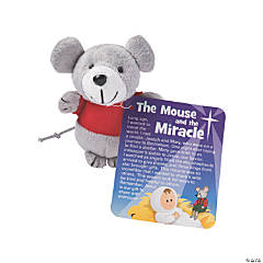 The Mouse & the Miracle Plush Toy