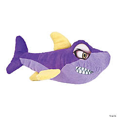Plush Purple Shark