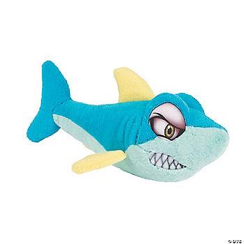 Plush Blue Shark Oriental Trading Discontinued