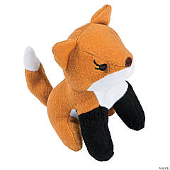 Plush Foxes