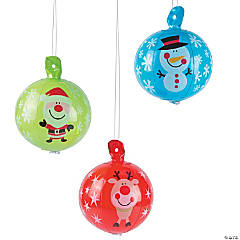 Inflatable Round Ornaments