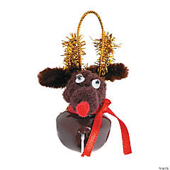 Reindeer Jingle Bellies Ornament Craft Kit
