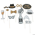 2015 New Year's Photo Stick Props