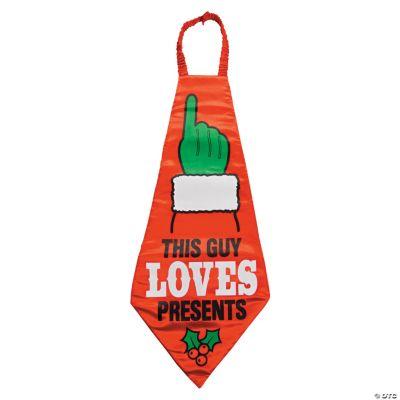 Giant Christmas Tie