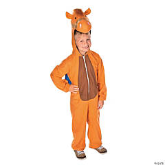 Child's Deluxe Camel Costume
