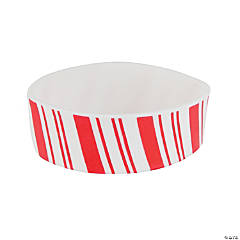 Candy Cane Big Band Bracelets