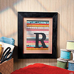 Washi Tape Frame Idea