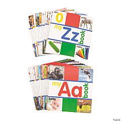 Alphabet A-Z Readers