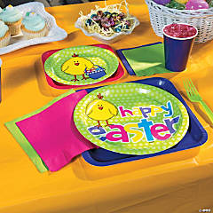 Bright Easter Party Supplies