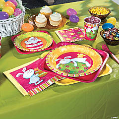 Bunny Pals Party Supplies