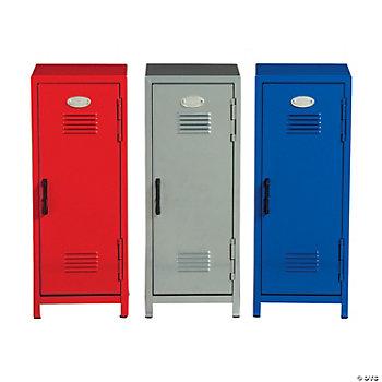 mini metal locker