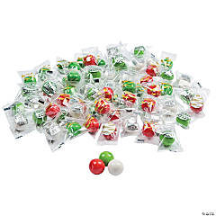 Christmas Ornament Gumballs