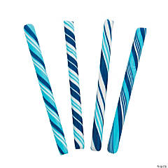 Winter Hard Candy Sticks