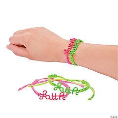 Faith Friendship Bracelets