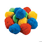 Enormous Solid Color Pom-Poms