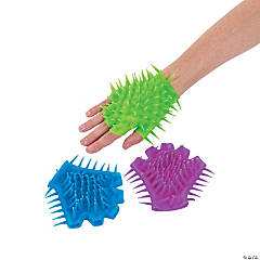 Rubber Spike Gloves