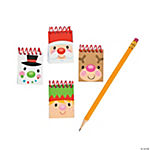 Cheery Christmas Mini Notepads