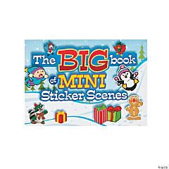 Mini Sticker Scene Activity Books