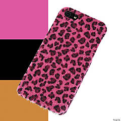 Faux Fur Cheetah Print iPhone® 5 Case