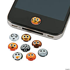 Zoo Animal Home Button Stickers