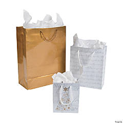 Enchanted Christmas Gift Bag Assortment