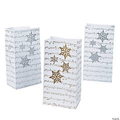 Enchanted Christmas Luminary Bags