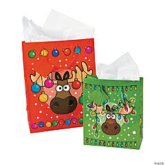 Christmoose Gift Bag Assortment