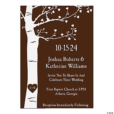 Oriental Trading Wedding Invitations can inspire you to create best invitation template