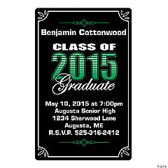 Class of 2014 Graduate Save the Date Personalized Magnets