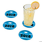 Graduation Personalized Coasters