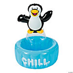 Inflatable Penguin Cooler