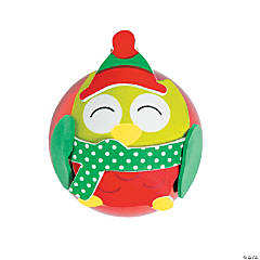 Owl Ornament Decorating Craft Kit