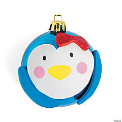 Penguin Ornament Decorating Craft Kit