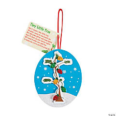Legend of the Tiny Tree Ornament Craft Kit