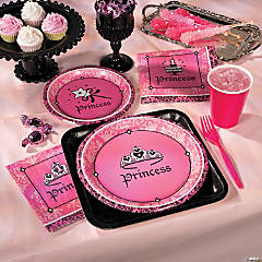 Royal Princess Party Supplies