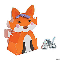 Lil' Fox Favor Boxes
